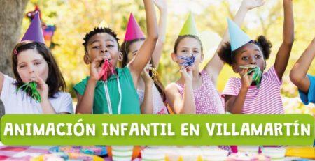 Animadores infantiles en Villamartín