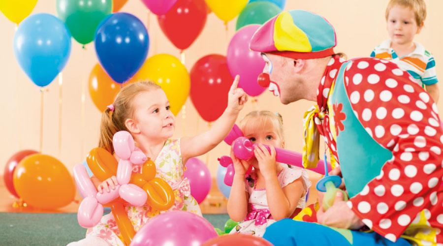 Animación infantil para bodas en Olvera